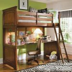 34 Bunk Bed Design Ideas With The Most Enthusiastic Desk In Interest 30