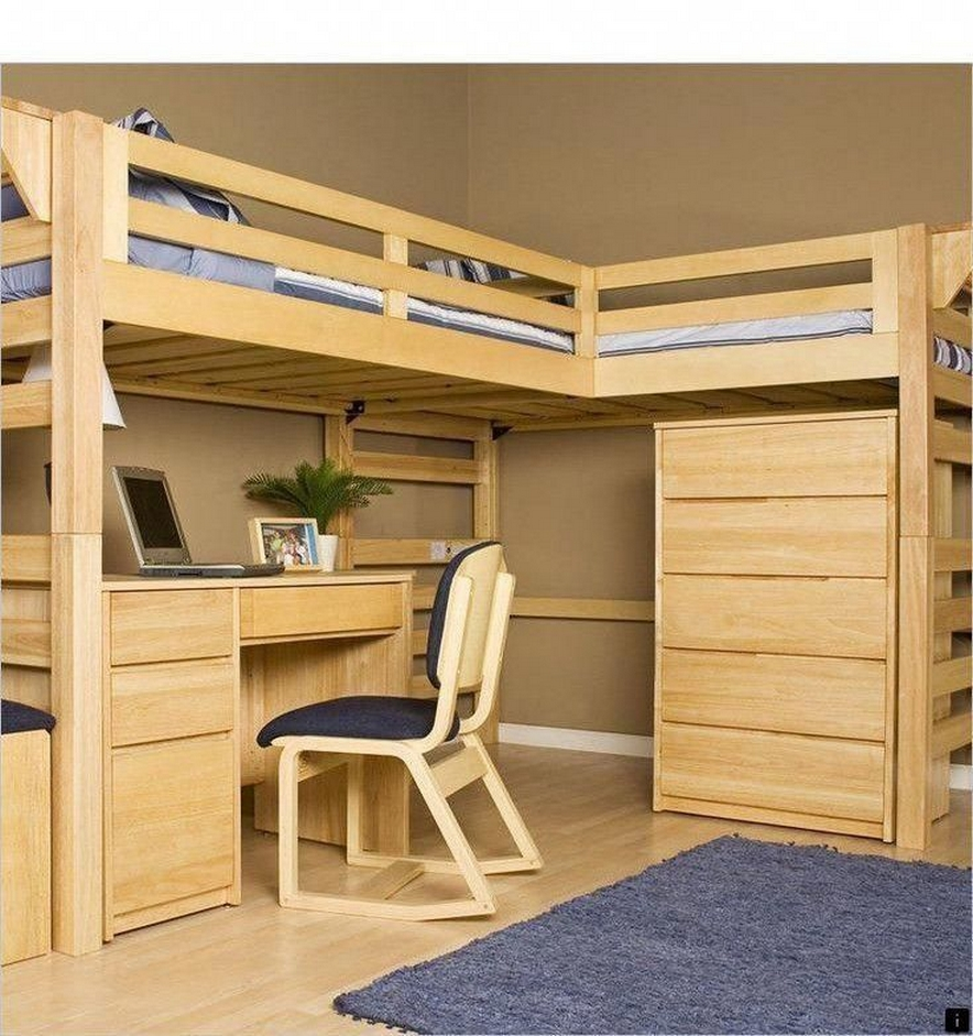 39 Amazing Bunk Beds With Desk Design Ideas Tips Choosing Bunk Beds With Desks 1