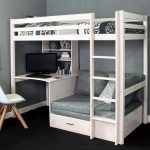 39 Amazing Bunk Beds With Desk Design Ideas Tips Choosing Bunk Beds With Desks 13