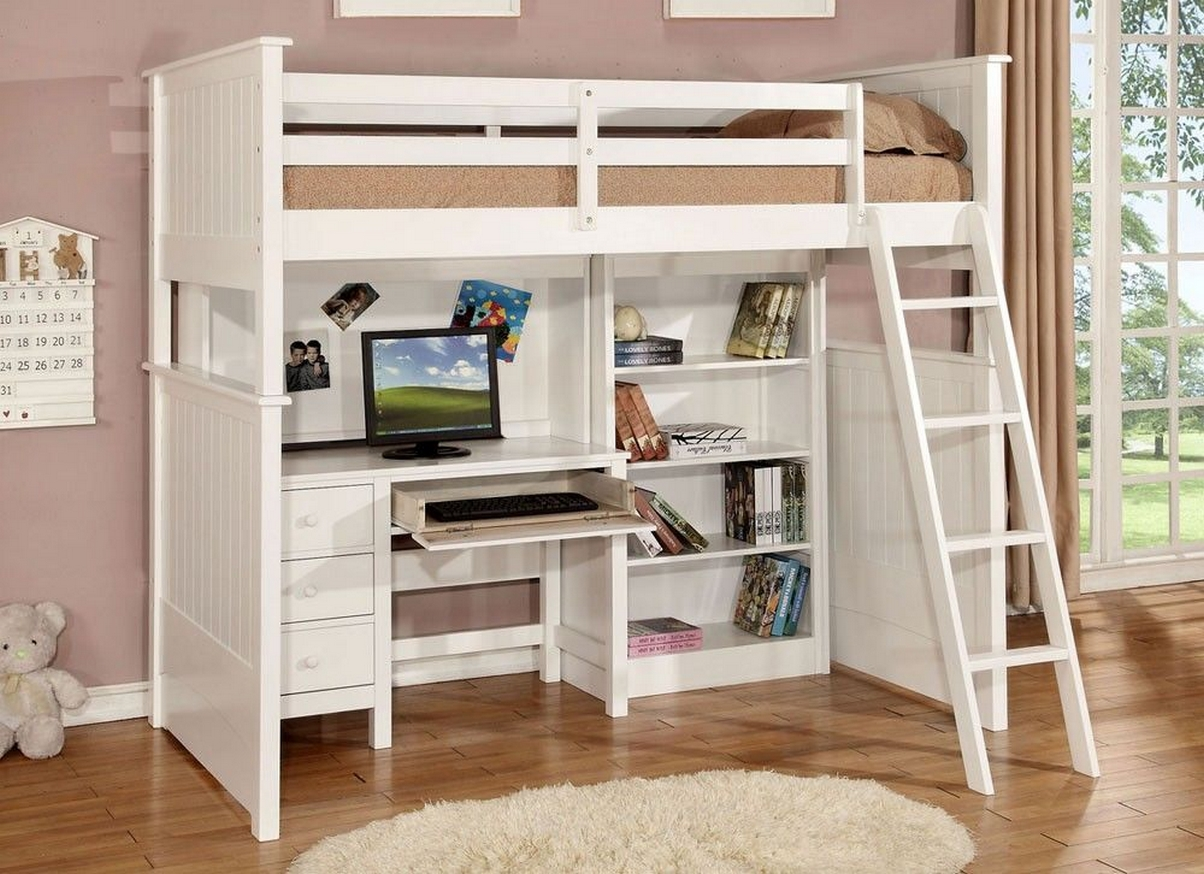 39 Amazing Bunk Beds With Desk Design Ideas Tips Choosing Bunk Beds With Desks 15