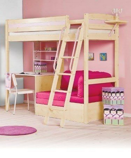 39 Amazing Bunk Beds With Desk Design Ideas Tips Choosing Bunk Beds With Desks 16