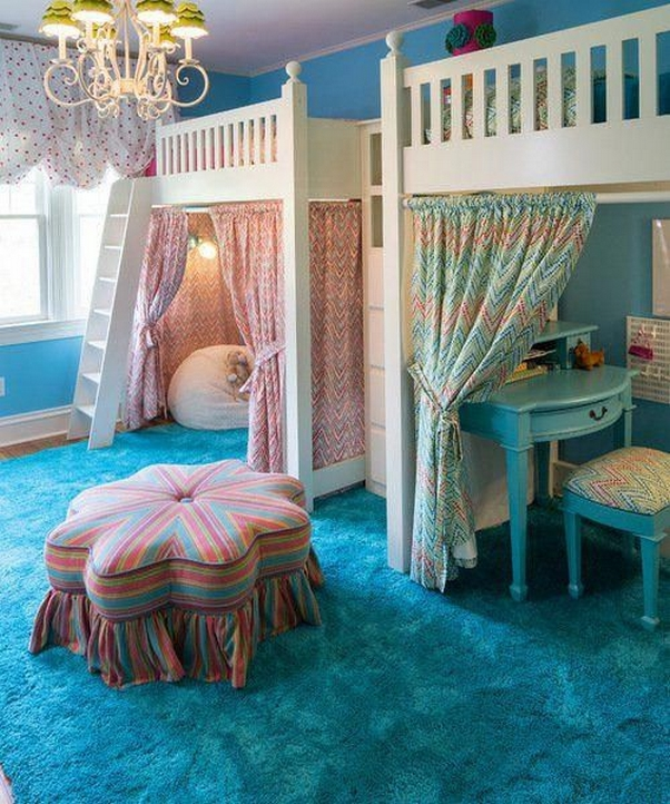 39 Amazing Bunk Beds With Desk Design Ideas Tips Choosing Bunk Beds With Desks 20