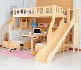 39 Amazing Bunk Beds With Desk Design Ideas Tips Choosing Bunk Beds With Desks 35