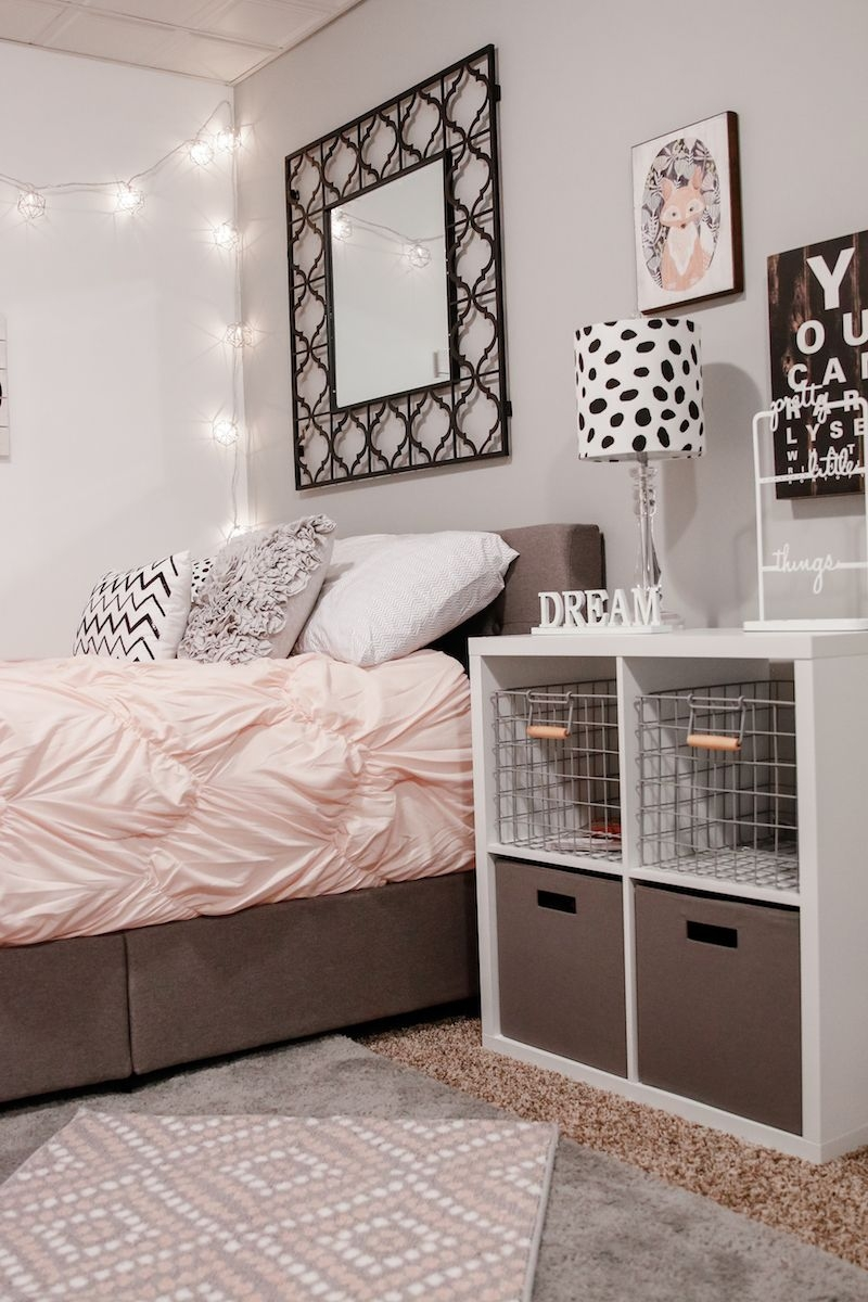 79 Creative Ways Dream Rooms for Teens Bedrooms Small Spaces-8892