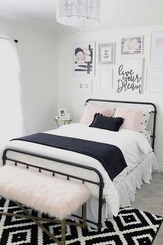 79 Creative Ways Dream Rooms for Teens Bedrooms Small Spaces-8905