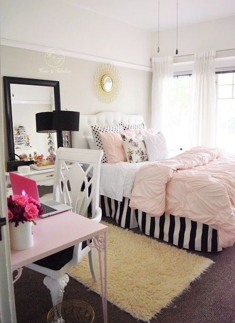 79 Creative Ways Dream Rooms for Teens Bedrooms Small Spaces-8933