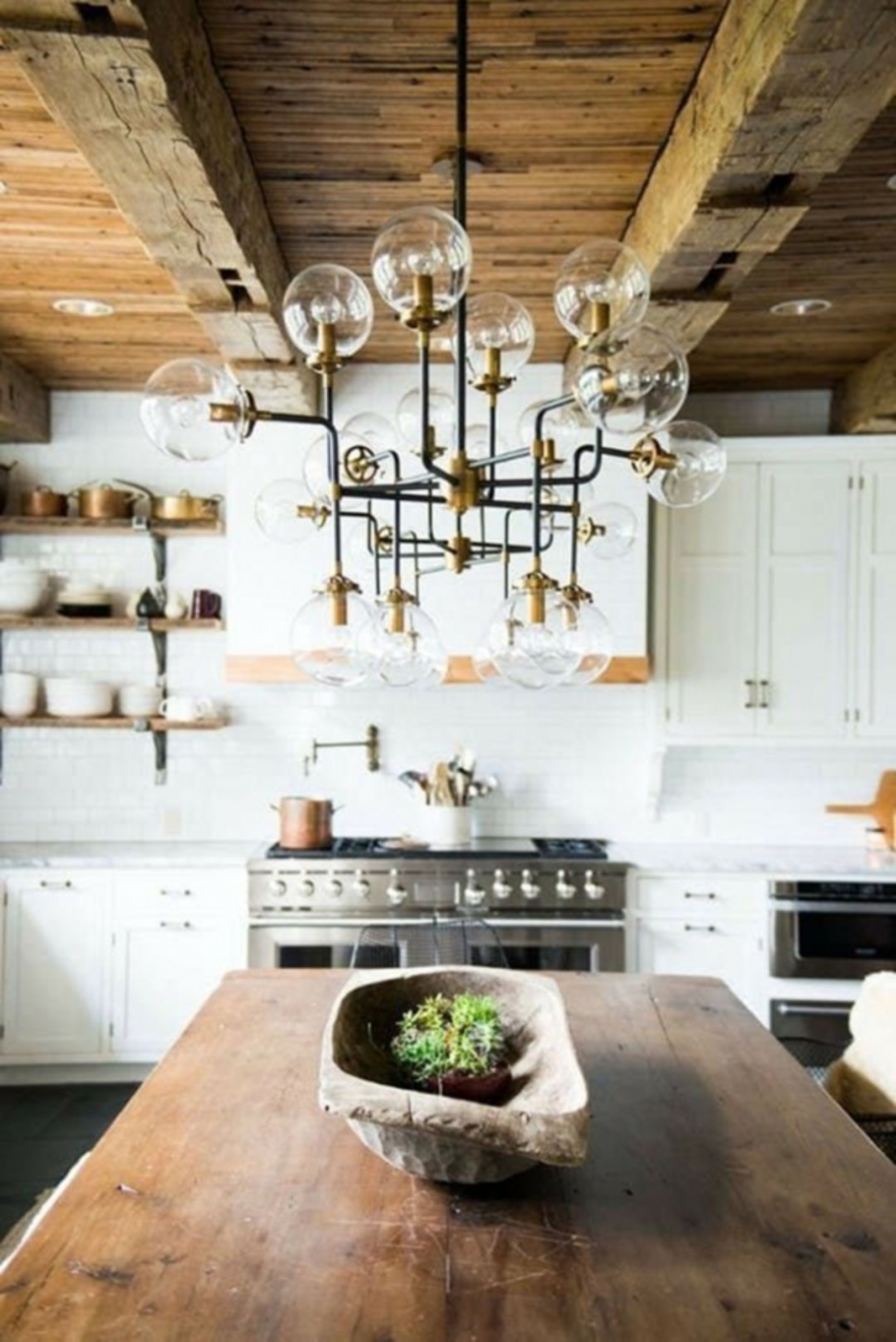 80 Best Rustic Kitchen Design You Have to See It-9018