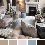 81 Popular Living Room Colors to Inspire Your Apartment Decoration-7987