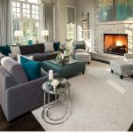 81 Popular Living Room Colors to Inspire Your Apartment Decoration-8033