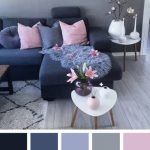 81 Popular Living Room Colors to Inspire Your Apartment Decoration-8043