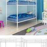 82 Amazing Models Bunk Beds With Guard Rail On Bottom Ensuring Your Bunk Bed Is Safe For Your Children 35