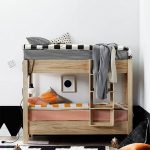 82 Amazing Models Bunk Beds With Guard Rail On Bottom Ensuring Your Bunk Bed Is Safe For Your Children 39