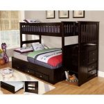 82 Amazing Models Bunk Beds With Guard Rail On Bottom Ensuring Your Bunk Bed Is Safe For Your Children 47