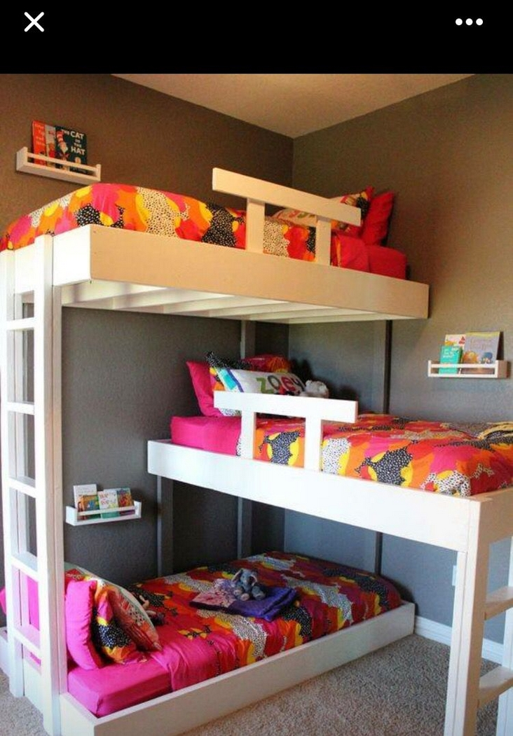 82 Amazing Models Bunk Beds With Guard Rail On Bottom Ensuring Your Bunk Bed Is Safe For Your Children 5