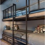 82 Amazing Models Bunk Beds With Guard Rail On Bottom Ensuring Your Bunk Bed Is Safe For Your Children 53