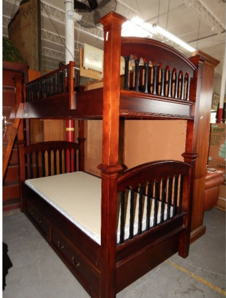 82 Amazing Models Bunk Beds With Guard Rail On Bottom Ensuring Your Bunk Bed Is Safe For Your Children 56