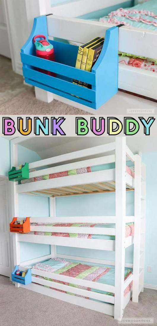82 Amazing Models Bunk Beds With Guard Rail On Bottom Ensuring Your Bunk Bed Is Safe For Your Children 69