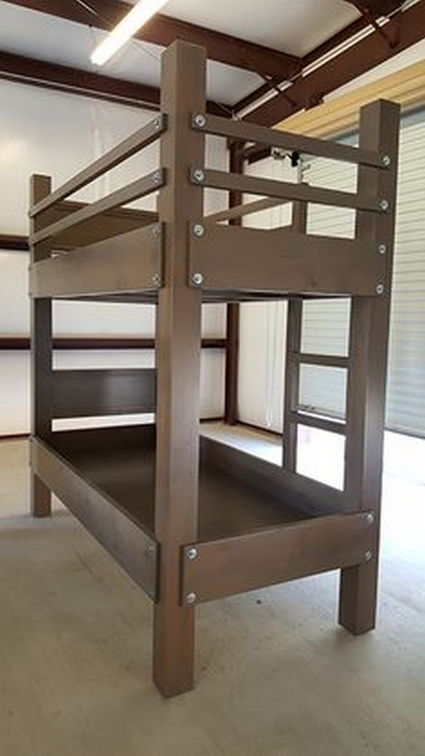 82 Amazing Models Bunk Beds With Guard Rail On Bottom Ensuring Your Bunk Bed Is Safe For Your Children 75
