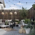 85 Awesome Winter Patio Decorating Ideas with Fire Pit - Making Your Patio Warm and Cozy-8506