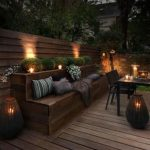 85 Awesome Winter Patio Decorating Ideas with Fire Pit - Making Your Patio Warm and Cozy-8492