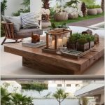 85 Awesome Winter Patio Decorating Ideas with Fire Pit - Making Your Patio Warm and Cozy-8510