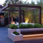 85 Awesome Winter Patio Decorating Ideas with Fire Pit - Making Your Patio Warm and Cozy-8512