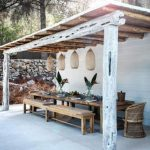 85 Awesome Winter Patio Decorating Ideas with Fire Pit - Making Your Patio Warm and Cozy-8517