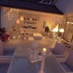 85 Awesome Winter Patio Decorating Ideas with Fire Pit - Making Your Patio Warm and Cozy-8520