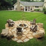 85 Awesome Winter Patio Decorating Ideas with Fire Pit - Making Your Patio Warm and Cozy-8534