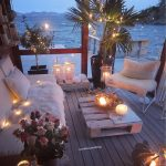 85 Awesome Winter Patio Decorating Ideas with Fire Pit - Making Your Patio Warm and Cozy-8535