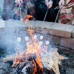 85 Awesome Winter Patio Decorating Ideas with Fire Pit - Making Your Patio Warm and Cozy-8543