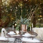 85 Awesome Winter Patio Decorating Ideas with Fire Pit - Making Your Patio Warm and Cozy-8547