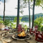 85 Awesome Winter Patio Decorating Ideas with Fire Pit - Making Your Patio Warm and Cozy-8548