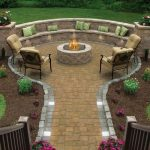 85 Awesome Winter Patio Decorating Ideas with Fire Pit - Making Your Patio Warm and Cozy-8551
