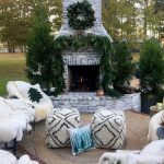 85 Awesome Winter Patio Decorating Ideas with Fire Pit - Making Your Patio Warm and Cozy-8555