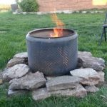 85 Awesome Winter Patio Decorating Ideas with Fire Pit - Making Your Patio Warm and Cozy-8564