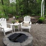 85 Awesome Winter Patio Decorating Ideas with Fire Pit - Making Your Patio Warm and Cozy-8568
