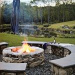 85 Awesome Winter Patio Decorating Ideas with Fire Pit - Making Your Patio Warm and Cozy-8570
