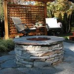 85 Awesome Winter Patio Decorating Ideas with Fire Pit - Making Your Patio Warm and Cozy-8571