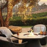 85 Awesome Winter Patio Decorating Ideas with Fire Pit - Making Your Patio Warm and Cozy-8500