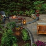 85 Awesome Winter Patio Decorating Ideas with Fire Pit - Making Your Patio Warm and Cozy-8572