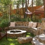 85 Awesome Winter Patio Decorating Ideas with Fire Pit - Making Your Patio Warm and Cozy-8575