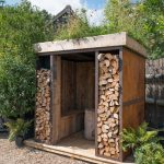86 Modern Shed Design Looks Luxury to Complement Your Home-9503