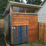 86 Modern Shed Design Looks Luxury to Complement Your Home-9515