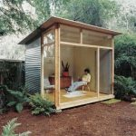 86 Modern Shed Design Looks Luxury to Complement Your Home-9518
