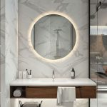 90 Great Bathroom Mirror Ideas-8675