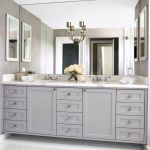 90 Great Bathroom Mirror Ideas-8694