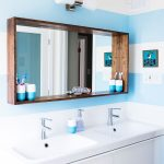 90 Great Bathroom Mirror Ideas-8677