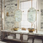 90 Great Bathroom Mirror Ideas-8695