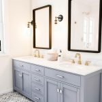 90 Great Bathroom Mirror Ideas-8696